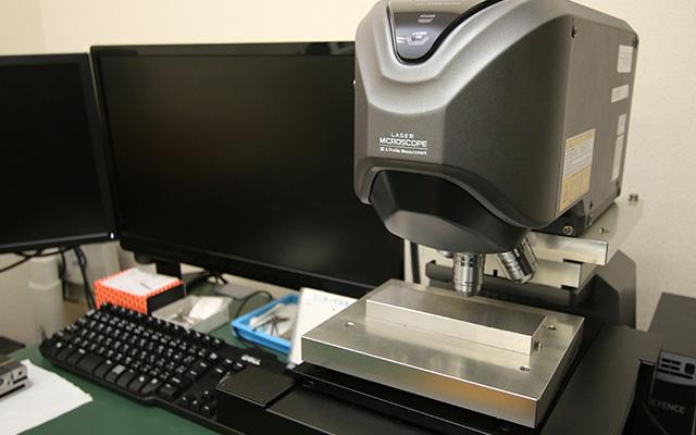 レーザ顕微鏡 VK-X260 キーエンス