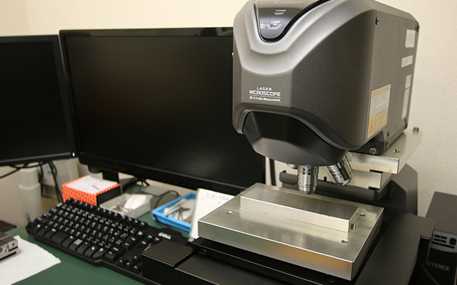 3D リアルサーフェスビュー顕微鏡 VE-9800S キーエンス