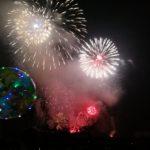 祝 直江津祇園祭 大花火大会に大スターマインを打ち上げました