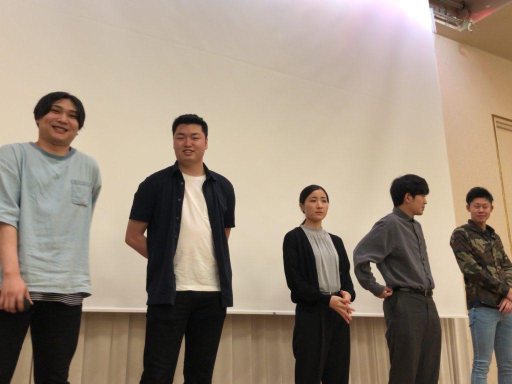 令和元年度 新入社員歓迎会が盛大に行われました。