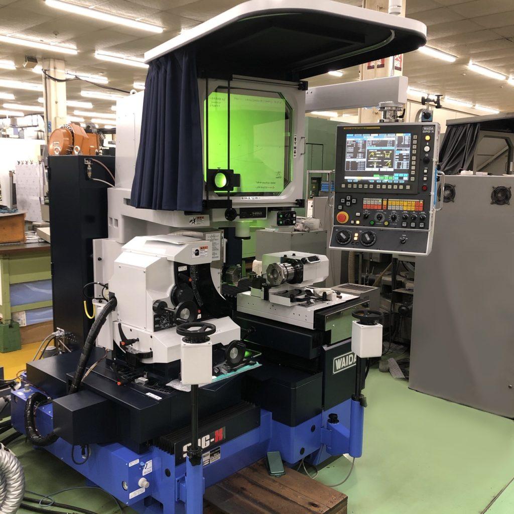 和井田製作所【SPG-XLi】を導入しました